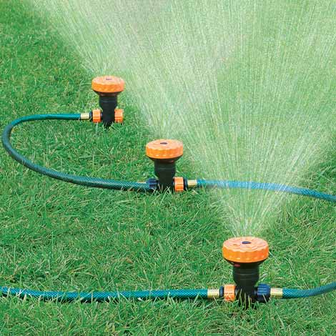 Home water sprinkler systems