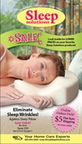 Sleep Solutions Catalog