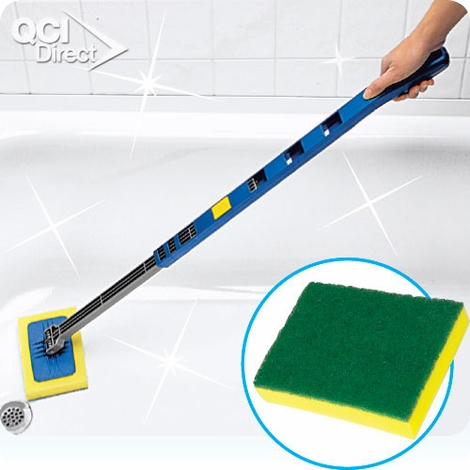 Tub And Tile Scrubber