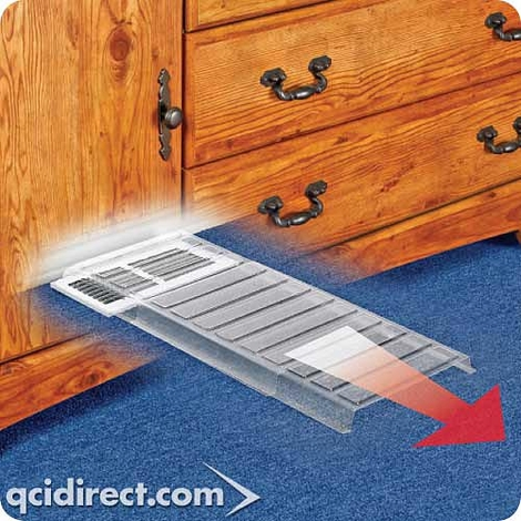 VENT COVERS TO REDIRECT AIR