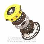 ACT (T1SR-G01) Xtreme Twin Disc Clutch Kit - Chevrolet, Camaro (2010), Corvette (2006-08) 975 lbs/ft Torque