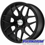 Avant Garde Wheels - M335 - Black Matte