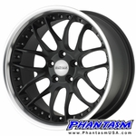 Avant Garde Wheels - M364 - Matte Black