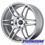 Avant Garde Wheels - M368 - Machine Silver Finish