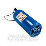 Bazooka (NOS8) Nitrous Bottle Bass Tube, 8 inch Subwoofer, Non-Amplified