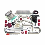 Edelbrock (1510) Street Legal, Bolt-on Turbo Kit, Acura Integra GSR (1996-01)