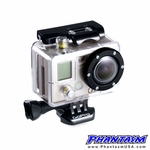 GoPro (GMHW5170) Motorsports HERO, Personal Video Recorder, Waterproof Camera, 5MP, with Wide Angle Lens