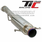 GReddy (11001007) TIC, Universal Muffler, with 70 mm Inlet (2.75 Inch Inlet)