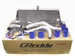 Greddy (12030426) LS-Spec, Intercooler Kit, with Piping, Mitsubishi Lancer (2003-07) EVO8, EVO9