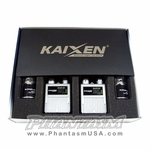 KAIXEN (H4-8500K) Digital HID Conversion Kit, for H4 Bulbs (Blue Color) Universal Applications, Free Shipping*