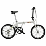Melon Slice Folding Bikes (Save 25%)