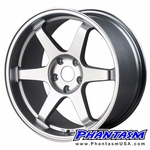 Miro Wheels - Type 398 - Silver Color