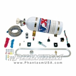 Nitrous Express (20000-10) Ntercooler Kit, with 10 lbs Bottle, Universal Applications