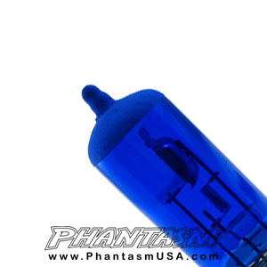 PUTCO (H3) Nitro Blue Color, Halogen Bulbs (Sold As Pairs) 230003NB