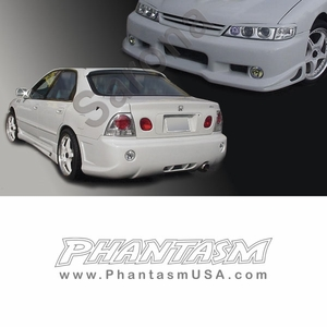 Sarona Design (1994-97 Honda Accord) 4 Door Only - Front Bumber & Side Skirts Only (Rear Bumper Not Included)