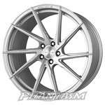 Stance Wheels - SF01 - Brush Face Silver