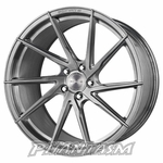 Stance Wheels - SF01 - Brush Titanium