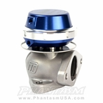 Turbosmart (TS-0501-1101) Ultra Gate 38, External Wastegate, Blue Color (38 mm) Universal Applications (7 psi Spring) 2011 New Design