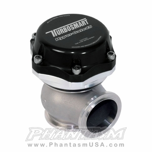 Turbosmart (TS-0504-1002) Hyper Gate 45, External Wastegate, Black Color (45 mm) Universal Applications (7 psi Spring) Discontinued Item, See new part numbers below.