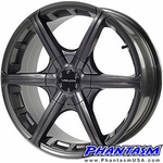 Velox Wheels - VX Scythe - Gun Metal Color