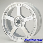 Velox Wheels - VX5 - Machined Face Finish