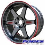 Volk Racing Wheels - TE37 - Seibon Edition Color (Save 15%) Sold As Singles