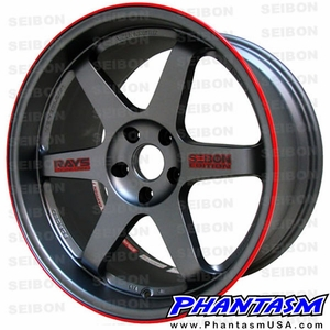 Volk Racing Wheels - Te37 - Seibon Edition (Save 15%) Set of 4 Wheels