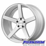 Vossen Wheels - VVSCV3 - Matte Silver Machined (Save 15%)