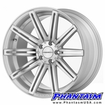 Vossen Wheels - VVSCV4 - Silver Polished Finish (Save 15%)
