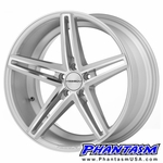 Vossen Wheels - VVSCV5 - Silver Polished Finish (Save 15%)