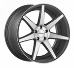 Vossen Wheels - VVSCV7 - Matte Graphite Machined (Save 15%)