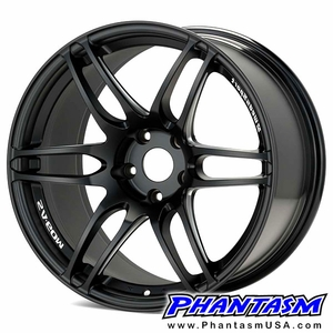 WedsSport Wheels - SA60M - Matte Black Machining (Save 15%) MBM