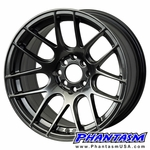 XXR WHEELS - STYLE 530 - CHROMIUM BLACK COLOR (SAVE 20%)