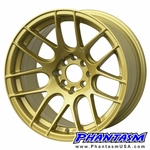 XXR WHEELS - STYLE 530 - GOLD COLOR (SAVE 20%)