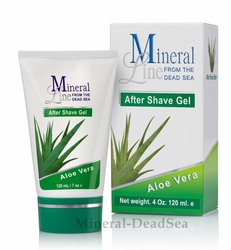 Aloe Vera, After Shave GEL