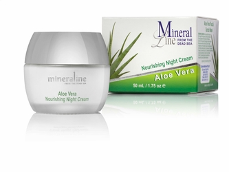 Aloe Vera - Nourishing NIGHT Cream (4-Pack)