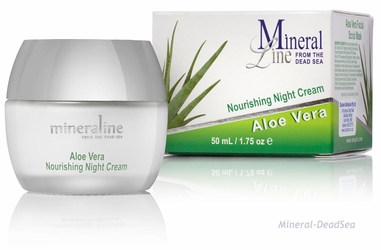 Aloe Vera - Nourishing NIGHT Cream