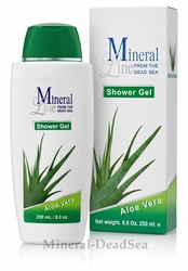 Aloe Vera, SHOWER Gel