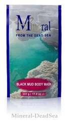 Dead Sea, Black Mud Body Mask