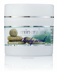 Dead Sea, BODY SCRUB