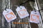 Halloween Boo Spider Gift Tags
