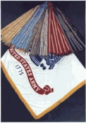U.S. Army & Air Force Battle Streamers
