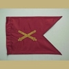 U.S. Army FIELD ARTILLERY Regulation Size Guidon