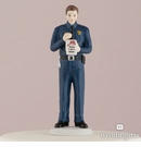 A Love Citation Policeman Groom Figurine