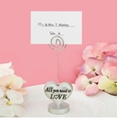 All You Need Is Love Heart Placecard