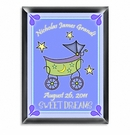 Boy Personalzied Carriage Room Sign