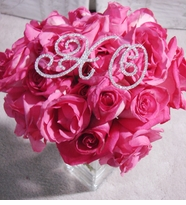 Bridal Bouquet Jewelry Decorations