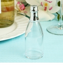 Clear Acrylic Champagne Bottle Favor