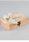 Country Romance Ring Bearer Box