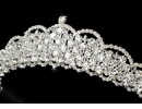 Crystal Couture Bridal Tiara & Jewelry Set